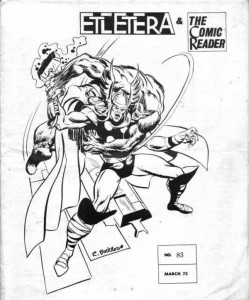 Comic Reader # 83