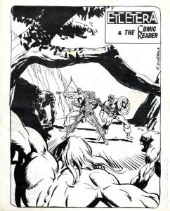 Comic Reader # 84