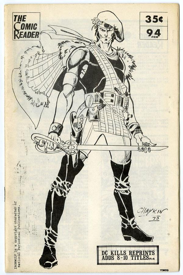 Comic Reader # 94