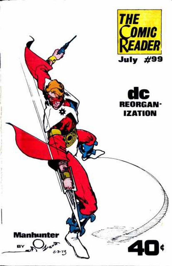 Comic Reader # 99