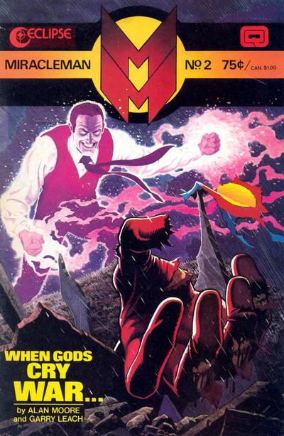 Miracleman # 2   October 1985