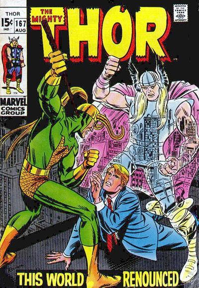 Thor # 167