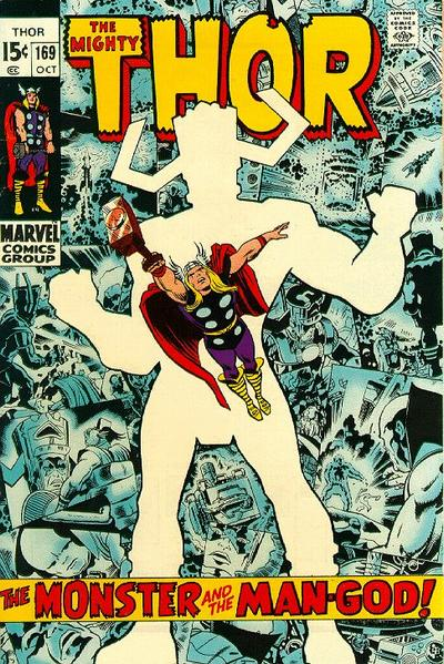 Thor # 169