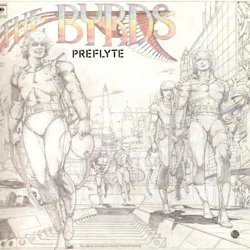 Byrds Preflyte Album