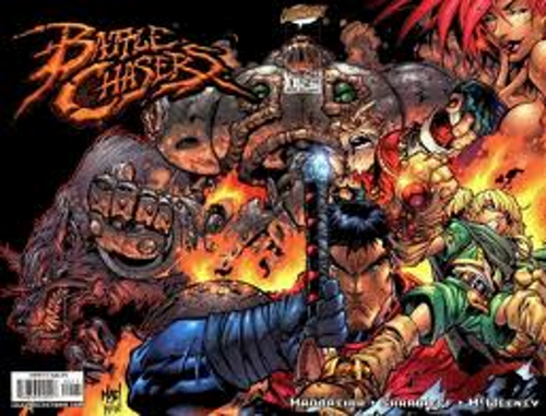 Battle Chasers # 1
