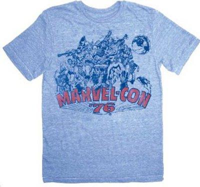 marvel con 76 t-shirt