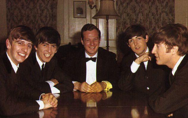 Brian Epstein & the Beatles