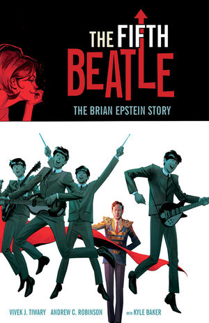 The Fifth Beatle Front Cover
