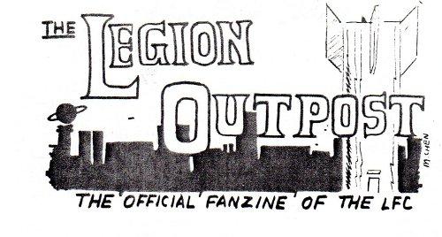 Legion Outpost 2 Logo