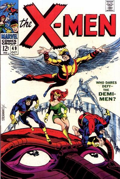 X - Men # 49   October 1968