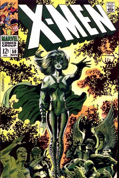 X - Men # 50   November 1968