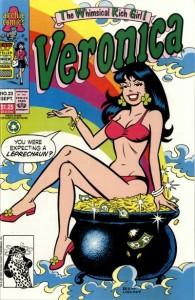 Veronica #23, 1992