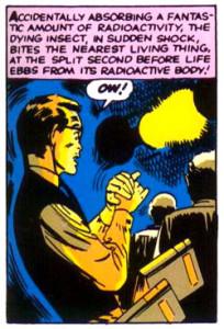 Amazing Fantasy #15, 1962