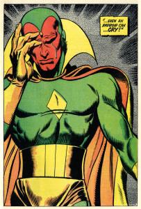 Avengers #57, 1968