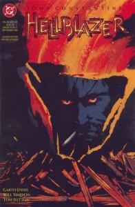 Hellblazer #46, 1991