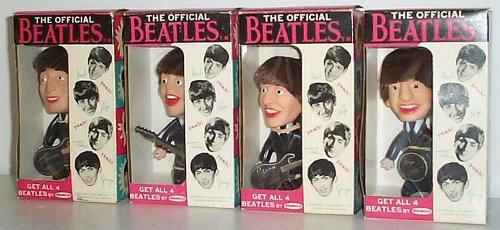 1964 Beatles dolls in Original Boxes