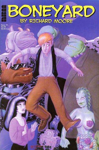 Boneyard # 1 from 2001