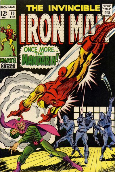 Iron Man # 10 February 1968