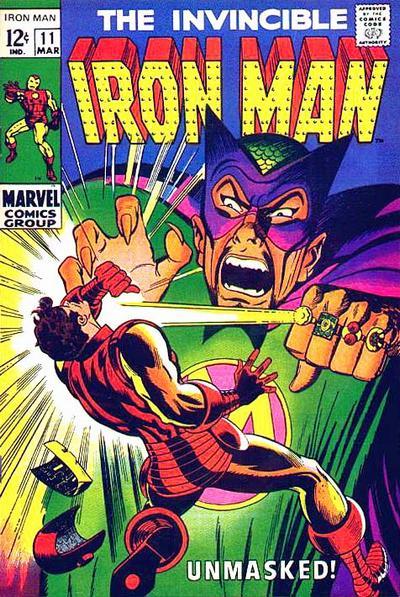 Iron Man # 11 March 1968