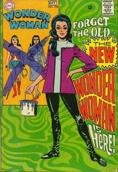 Wonder Woman # 178
