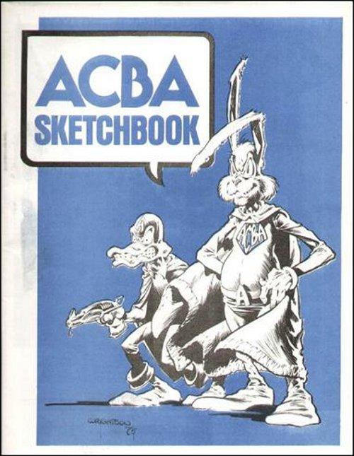 1975 ACBA Sketchbook