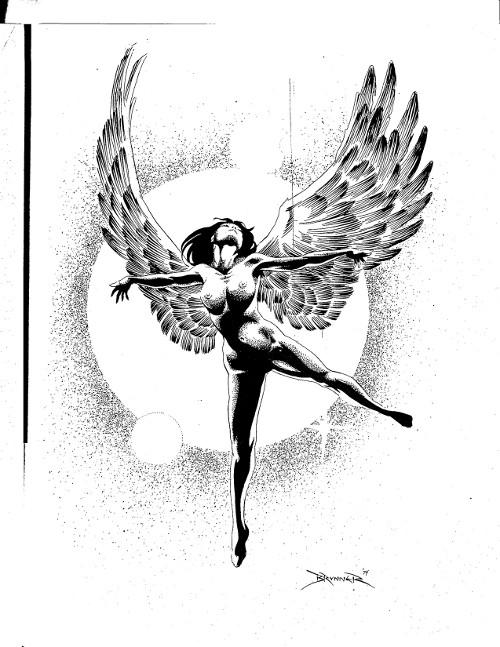 Frank Brunner Illustration