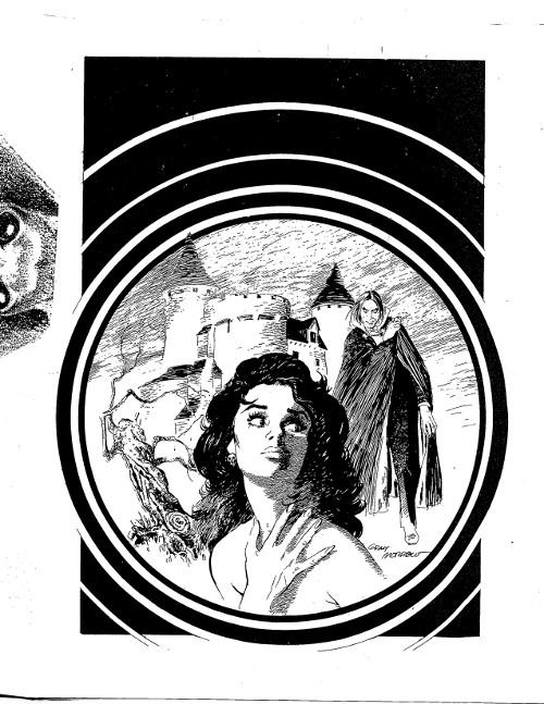 Gray Morrow Illustration