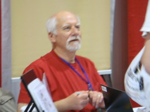 Chris Claremont, writer of Uncanny X-Men for 17 years