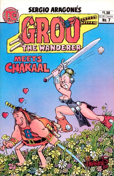 Groo # 7    February 1984