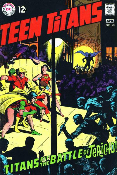 Teen Titans # 20    April 1969