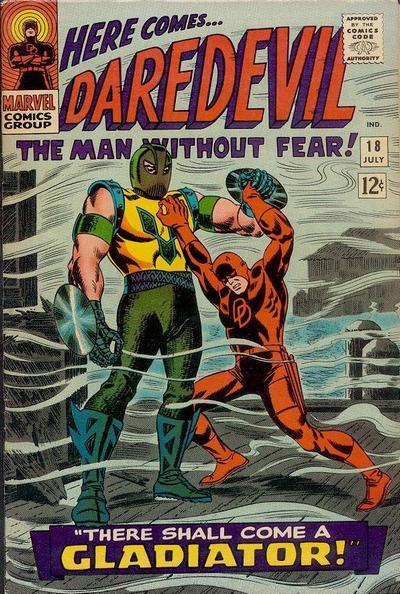 Daredevil # 18   July 1966