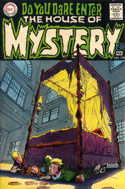 House of Mystery # 178   February 1969