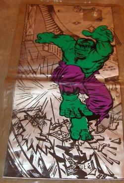 Hulk pillow 1969?