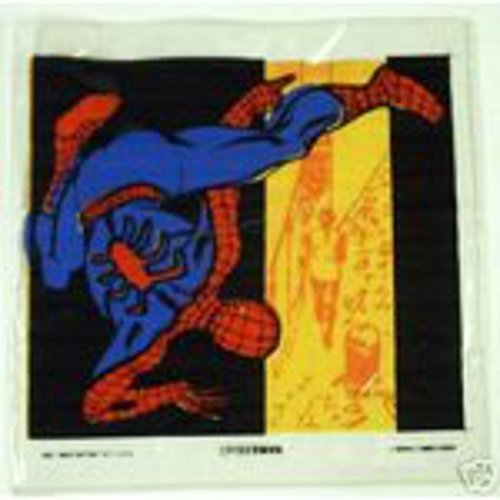 Spider-Man inflatable pillow