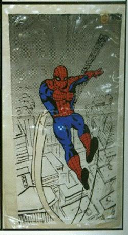 Spider-Man pillow 1969?