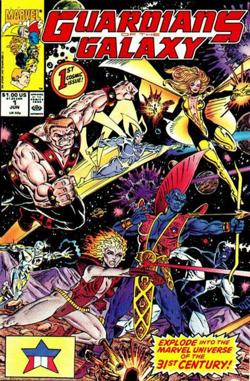 Guardians of the Galaxy # 1   June 1990
