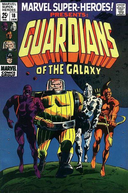 Marvel Super-Heroes # 18