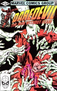 Daredevil #180, 1981