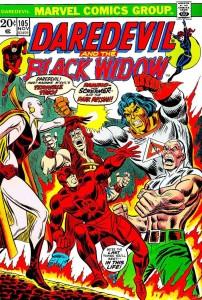 Daredevil #105, 1973