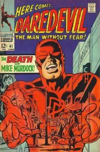 Daredevil #41, 1968