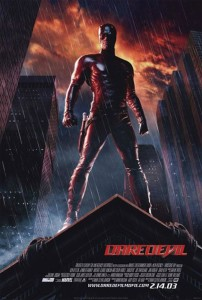 Daredevil Movie One-Sheet, 2003