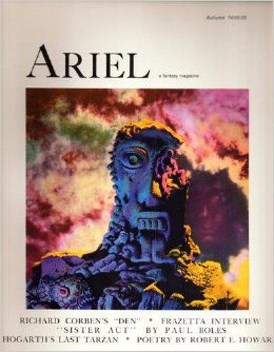 Ariel # 1   Autumn 1976