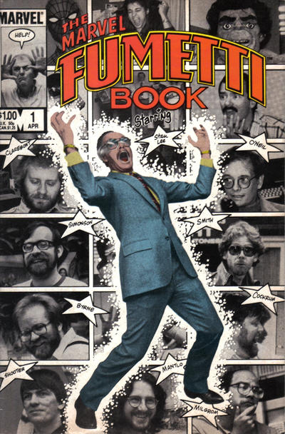 Marvel Fumetti Book # 1 April 1984