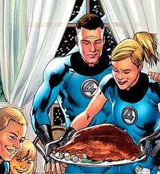 Reed Richards counts his blessings. Or should be.