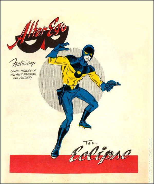 Alter Ego # 5   Winter 1962 -1963