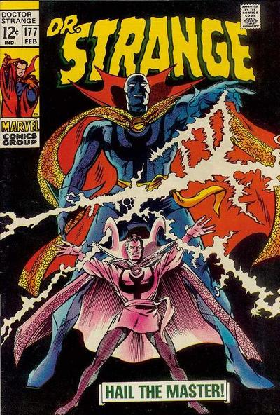 Dr. Strange # 177   February 1969