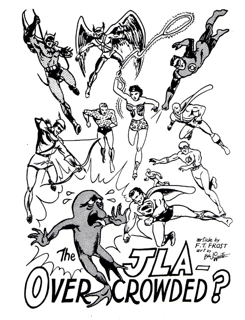 JLA by Biljo White