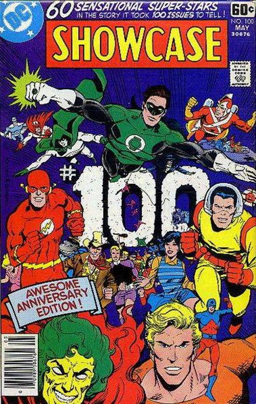 Showcase # 100   May 1978
