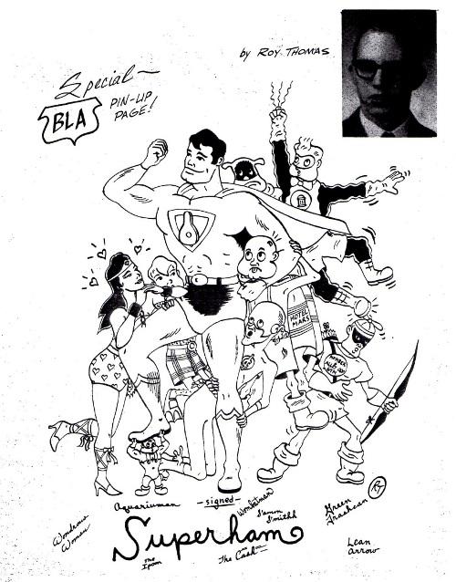 Superham by Roy Thomas