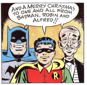 Batman Sunday, 1945